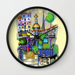 Vienna Wall Clock