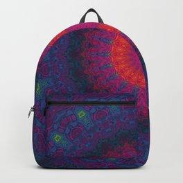 Lacy Mandala Backpack