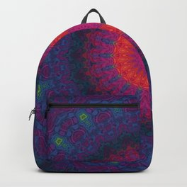 Lacy Mandala Backpack