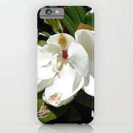 mag-no-lia iPhone Case