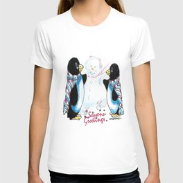 Penguin Greetings T-shirt