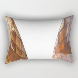 Golden Emporia II Rectangular Pillow
