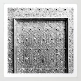Details / ES195 Art Print