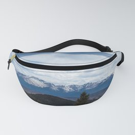 Colorado Springs Mountains Fanny Pack
