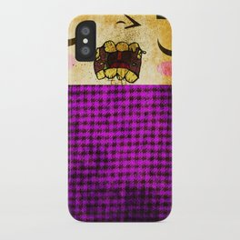 Crunch iPhone Case