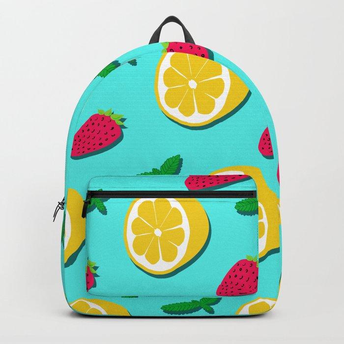 Fruit Party #society6 #decor #buyart Backpack