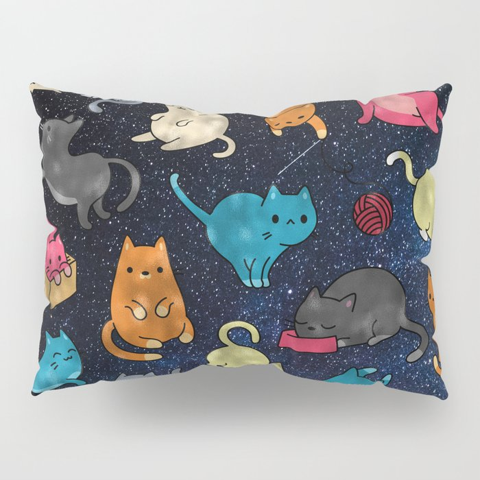 Space cats Pillow Sham