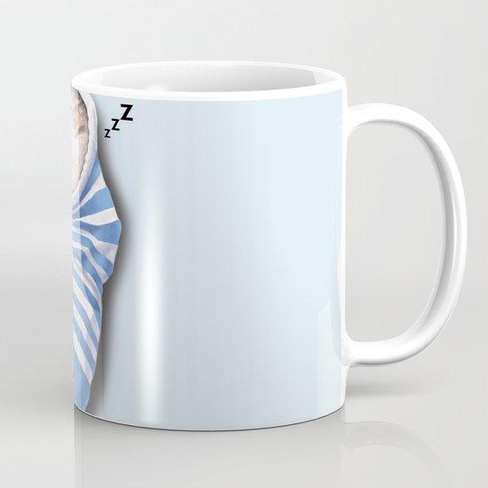 Cat in the Sock Mug