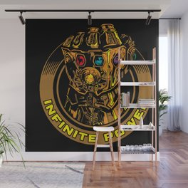 Infinity Gauntlet Wall Mural