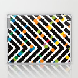 ARROW - dots Laptop & iPad Skin