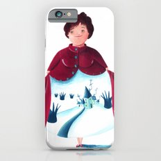 winter lady Slim Case iPhone 6s