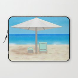 Time for relaxation Laptop Sleeve