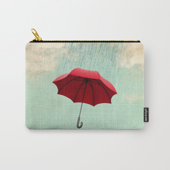 Chasing clouds Carry-All Pouch
