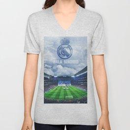 Real Madrid Unisex V-Neck