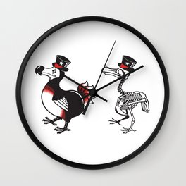 Clipped Wings Deck: The Jokers Wall Clock