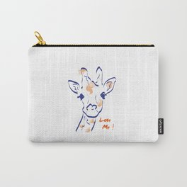 Girafe-Love me Carry-All Pouch