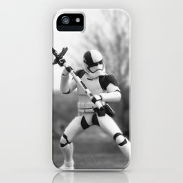 Let's fight! iPhone Case
