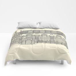 Gerlinger Hall Comforters