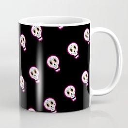 Dapper Sugar Skull Coffee Mug
