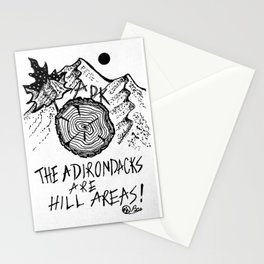 """""""Hilarious"""" Hand-Drawn by Dark Mountain Arts Stationery Cards"""