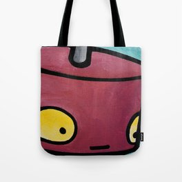 Robot - Lost In You Tote Bag