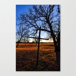 The Rood Canvas Print