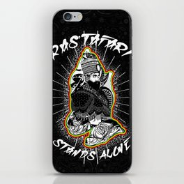 Rastafury iPhone Skin