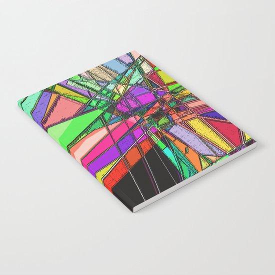 Hoist The Colours Notebook