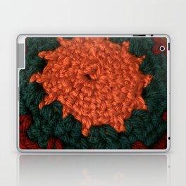 Love sun crochet Laptop & iPad Skin