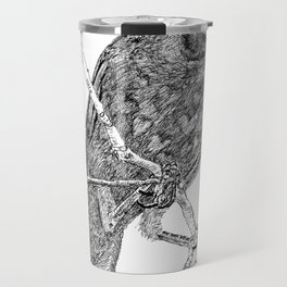 Lovely Bird Travel Mug
