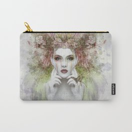 Springtime Goddess Carry-All Pouch