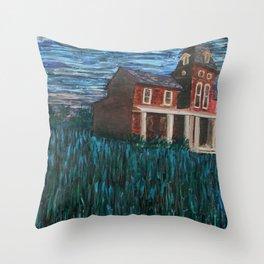Bonnie House 1 Throw Pillow