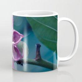 Single Little Purple Flower Coffee Mug
