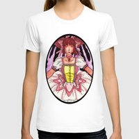 madoka T-shirts featuring Madoka Vers. 2 by Jazmine Phillips