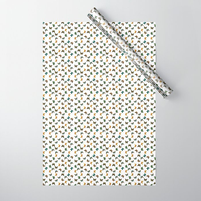 Kaleidoscope Sanctuary Wrapping Paper