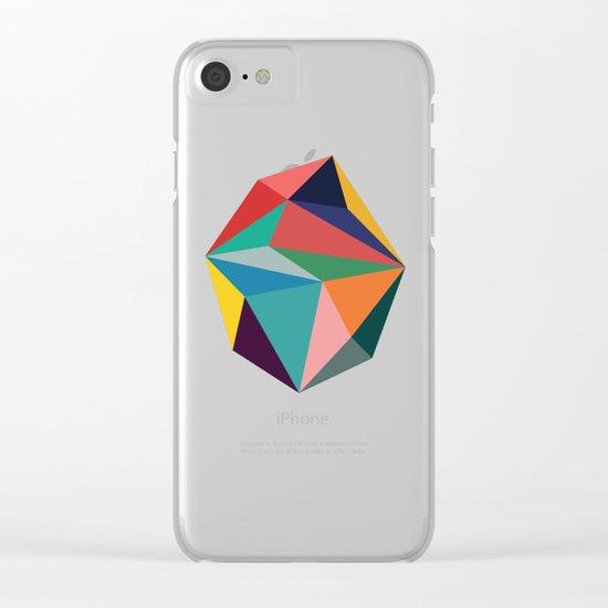 Rock Clear iPhone Case