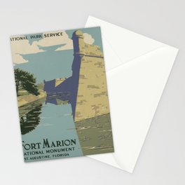 Fort Marion Stationery Cards