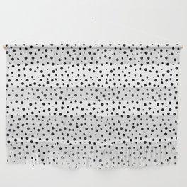 Tiny Doodle Dots Wall Hanging