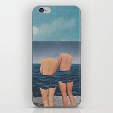 in one place iPhone & iPod Skin