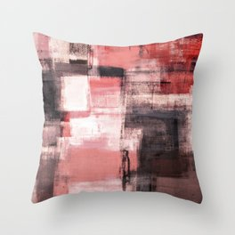 Corrected Throw Pillow