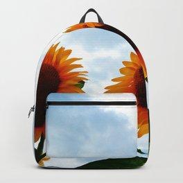Deformed Sunflower Backpack