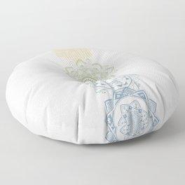 Chakra Mandala Floor Pillow