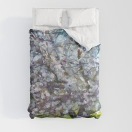 Almond Blossom Comforters