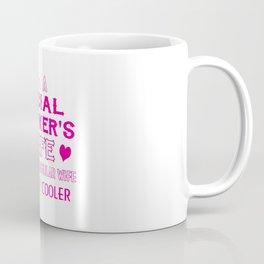 Social Worker's Wife Coffee Mug