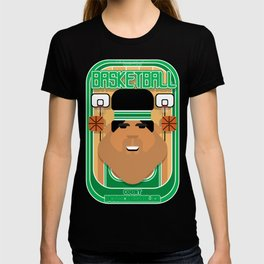 Basketball Green - Court Dunkdribbler - Seba version T-shirt