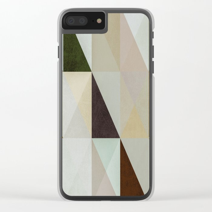 The Nordic Way XVI Clear iPhone Case