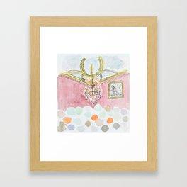 Versailles Framed Art Print