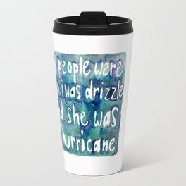 Drizzle / Hurricane Travel Mug