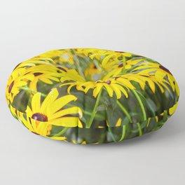 Spot of Sunshine Floor Pillow