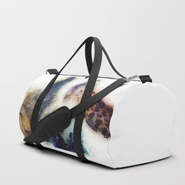 Animals Painting Duffle Bag
